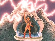 Buy the Power of Grayskull!